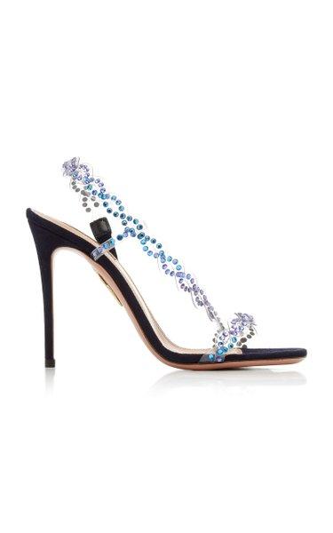 Heaven Embellished PVC Sandals