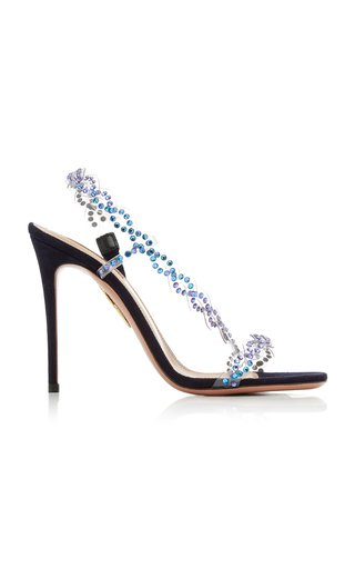Heaven Embellished PVC Sandals