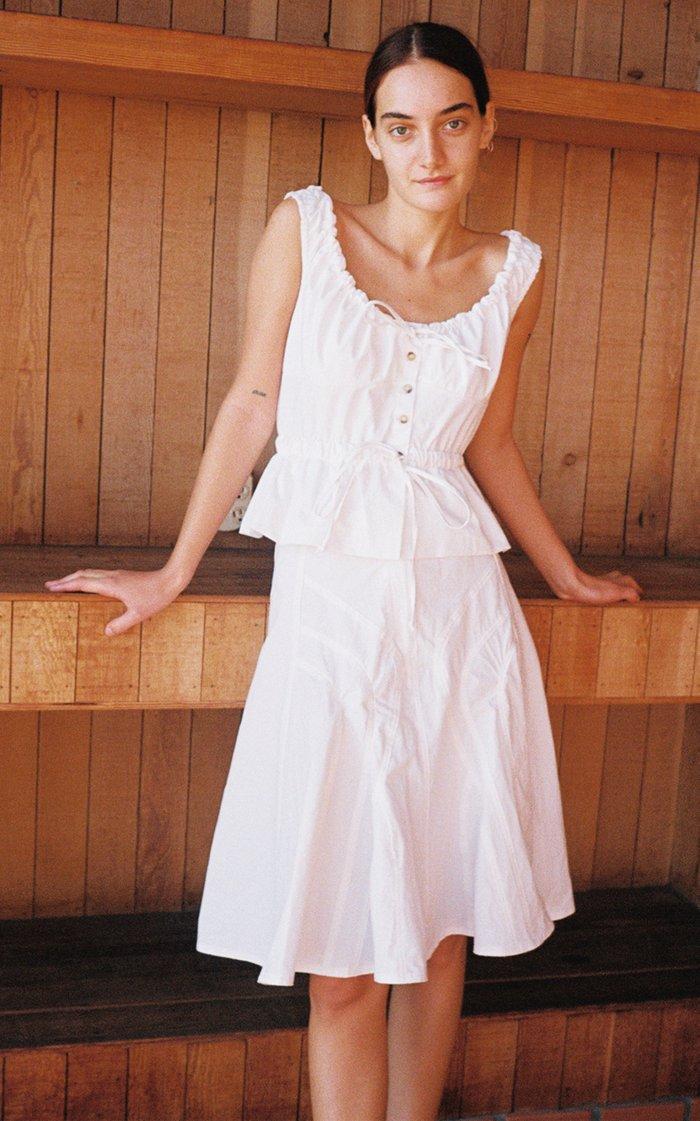 Ilaria Cotton Top