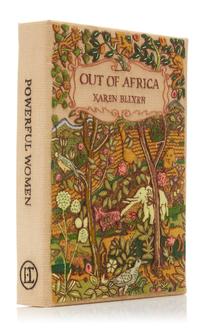M'O Exclusive Out Of Africa Book Clutch