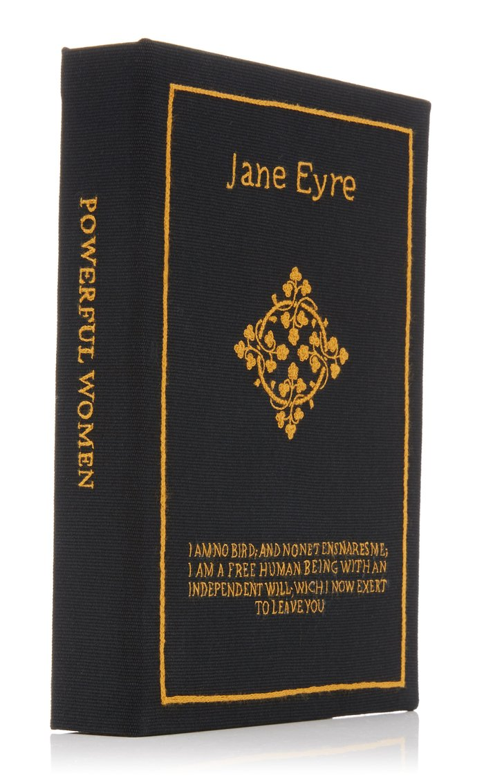 M'O Exclusive Jane Eyre Book Clutch