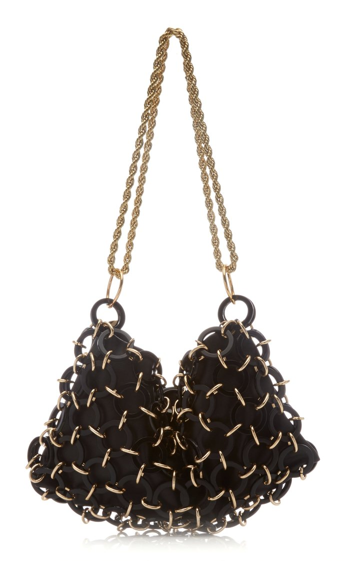 Angela Acrylic Ring Shoulder Bag