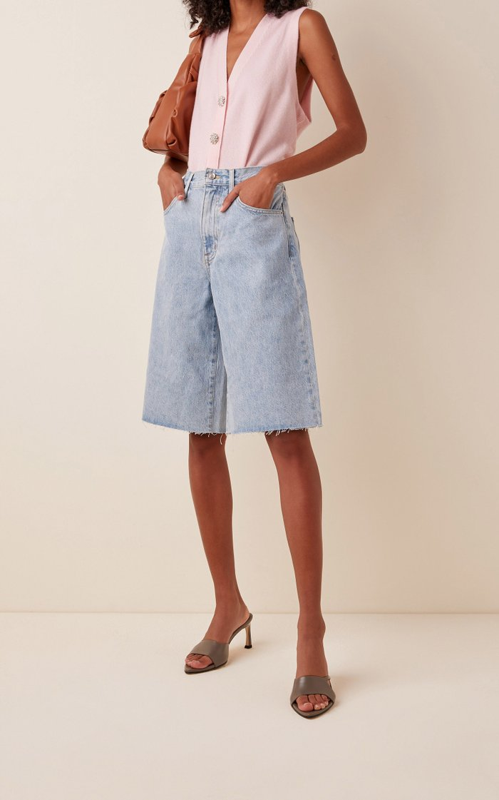 Cashmere Knit Vest