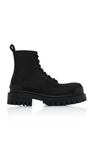 Strike Nylon Ankle Boots