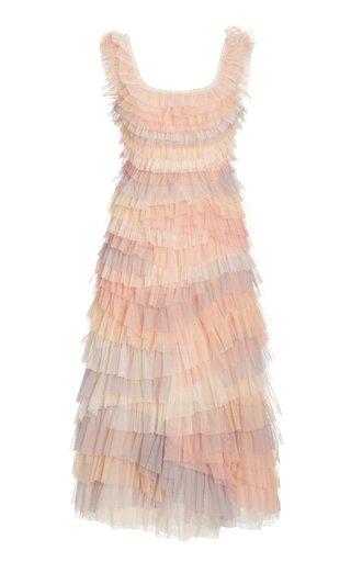 Petra Ruffled Tulle Ballerina Dress
