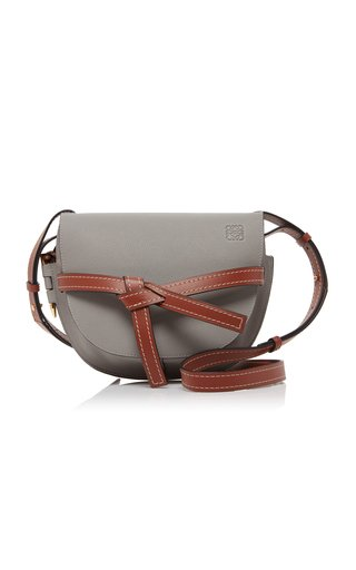 Gate Small Leather Crossbody Bag