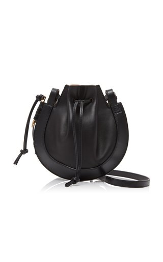 Horseshoe Small Leather Shoulder Bag