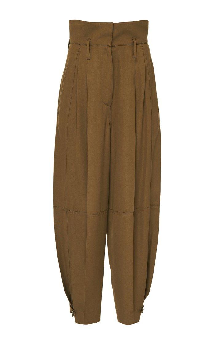 Cady Straight-Leg Pants