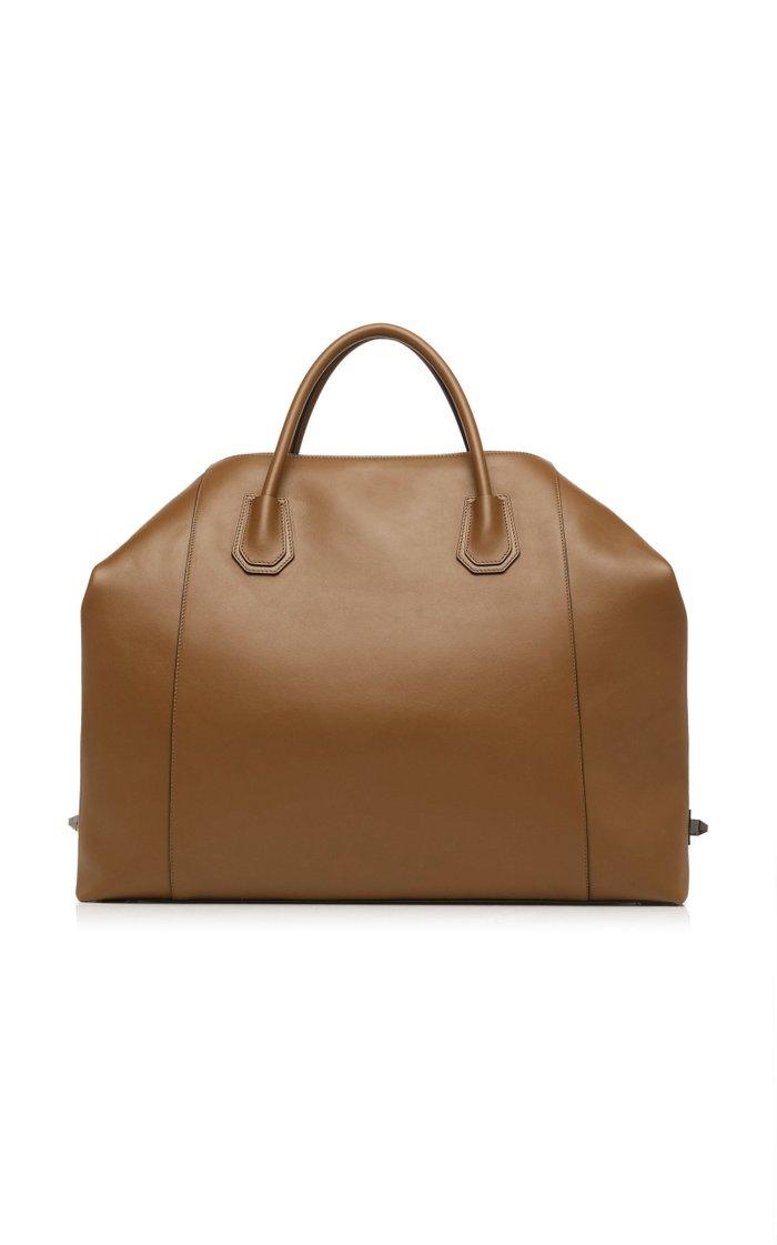 Antigona Large Soft Leather Tote