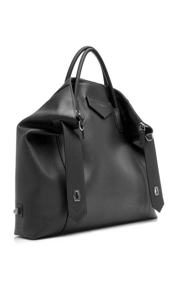 Antigona Soft Leather Tote
