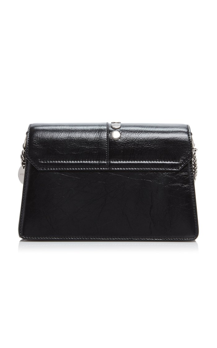 GV3 Small Studded Leather Shoulder Bag
