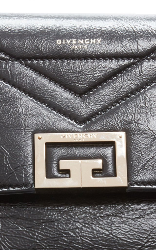 ID Textured-Leather Backpack