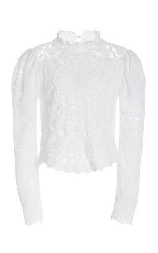 Venice Corded Lace Top