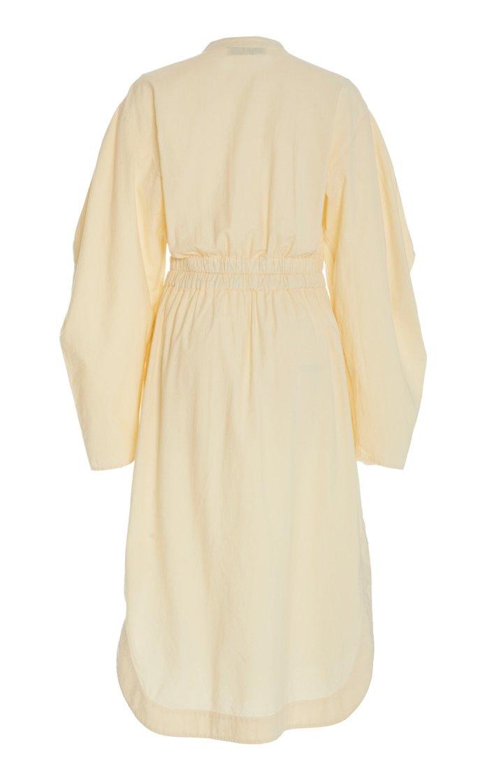 Alma Shirt Dress