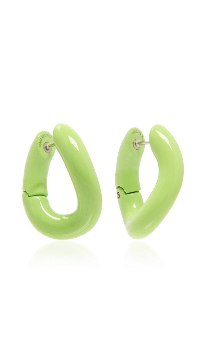 Loop Copper Earrings