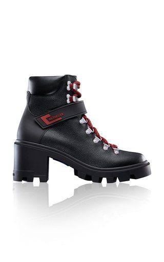 Carol Leather Ankle Boots