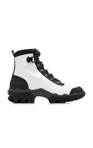 Helis Leather Lug-Sole Ankle Boots