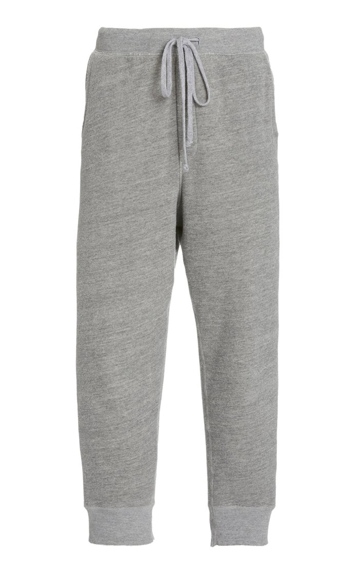 Nolan Drawstring Cotton Sweatpants