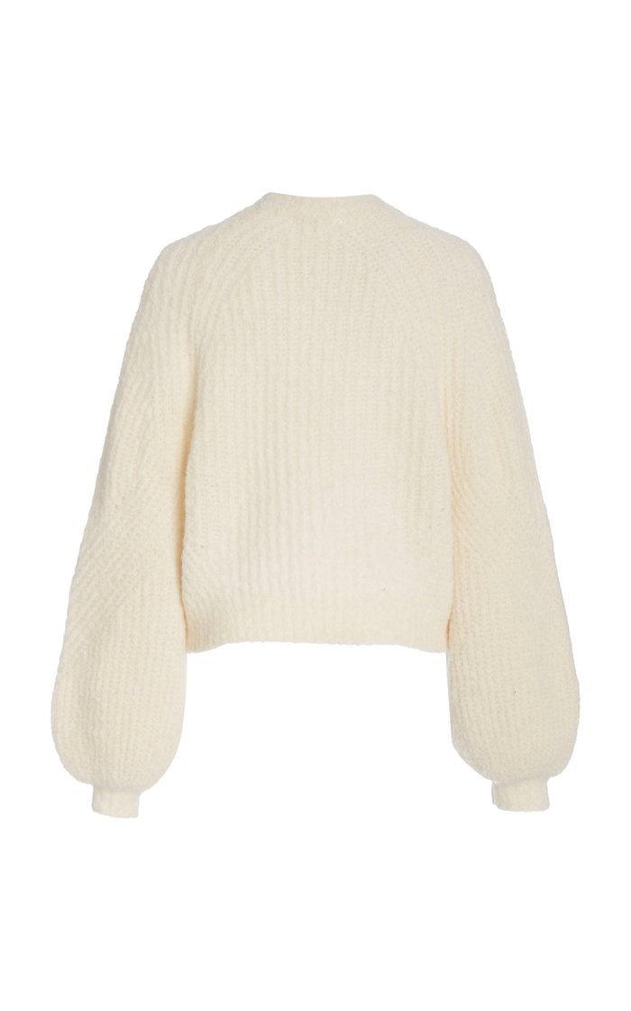 Annine Alpaca Sweater