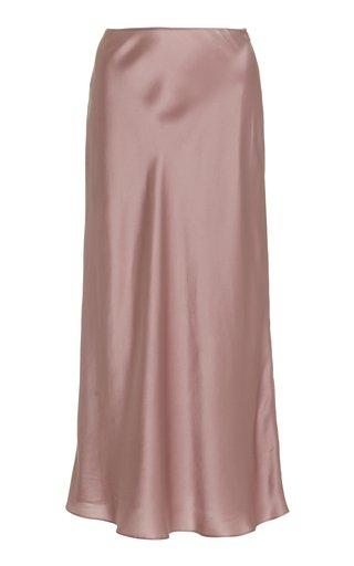 Miranda Silk Maxi Skirt