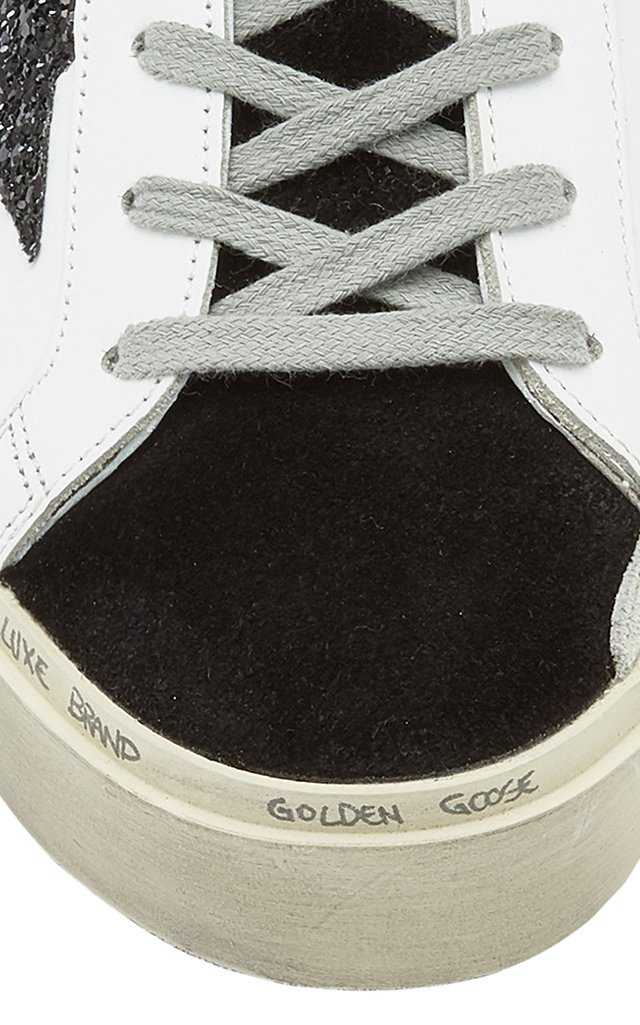 Hi-Star Leather Sneakers