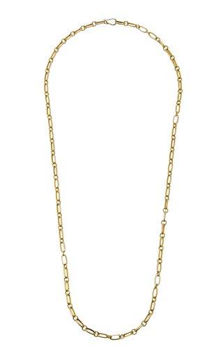 9K Yellow Gold Handmade Thick Link Chain