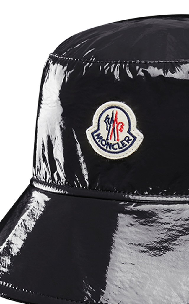 Patent Leather Bucket Hat
