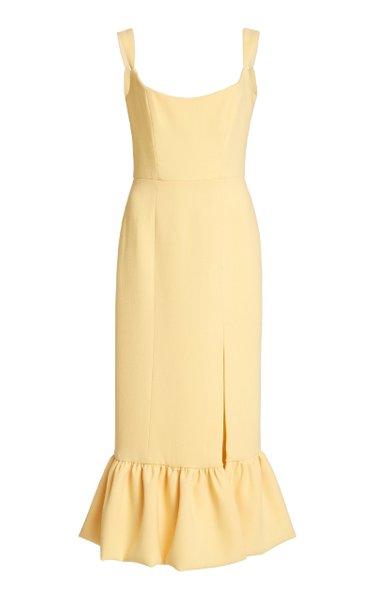 Pallas Wool Midi Dress