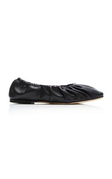 Tuli Leather Flats