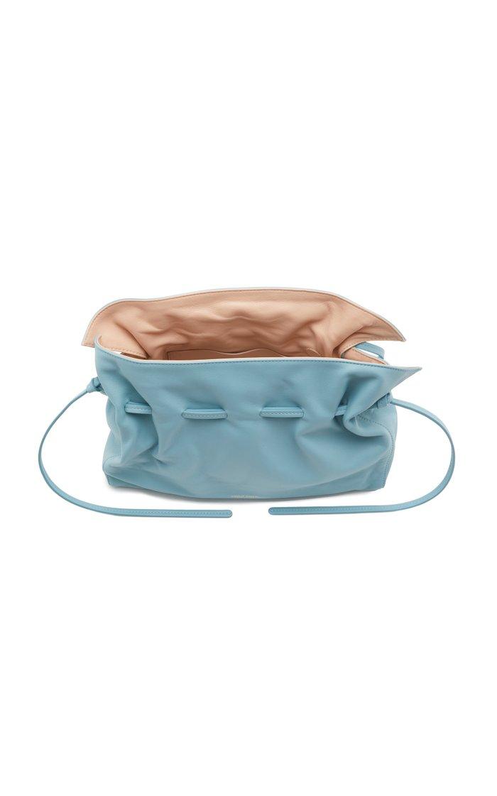 Protea Leather Crossbody Bag