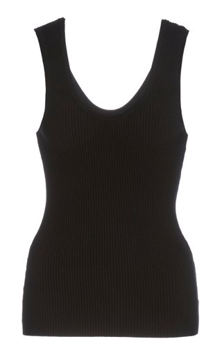 Arti Knitted Sleeveless Tank Top