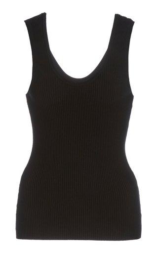 Arti Knitted Sleeveless Tank Top