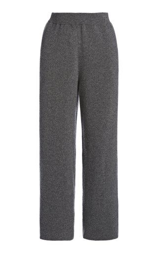Keira Cotton-Jersey Track Pants