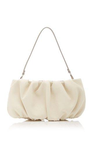 Bean Convertible Leather Shoulder Bag