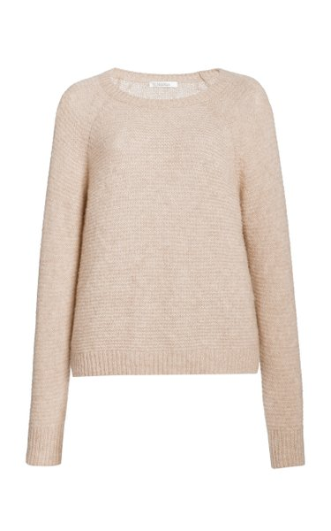 Satrapo Cashmere-Silk Knitted Top