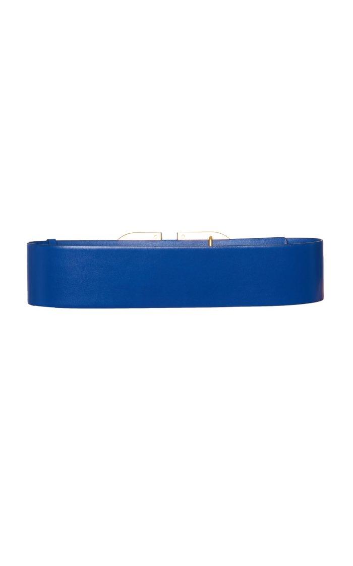 Valentino Garavani Leather Waist Belt