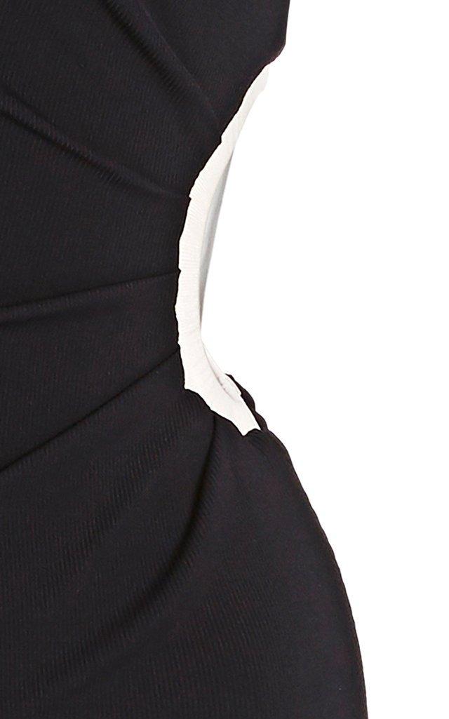 Felucca Sailing One-Shoulder Swimsuit