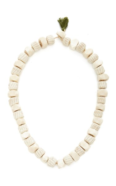 Forty Days Bone Necklace