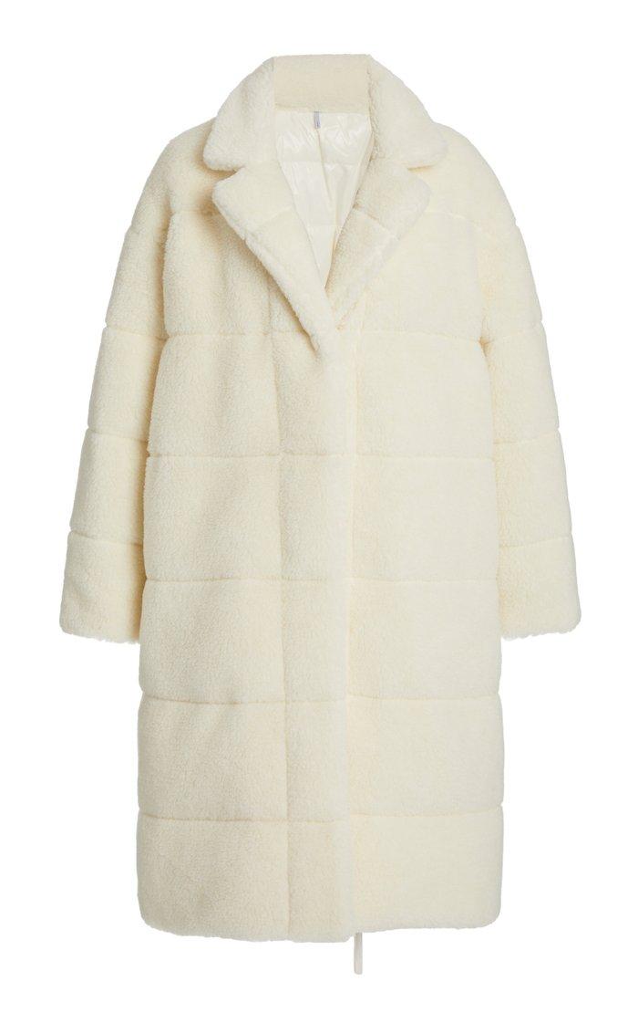Bagaud Reversible Eco-Fur Down Coat
