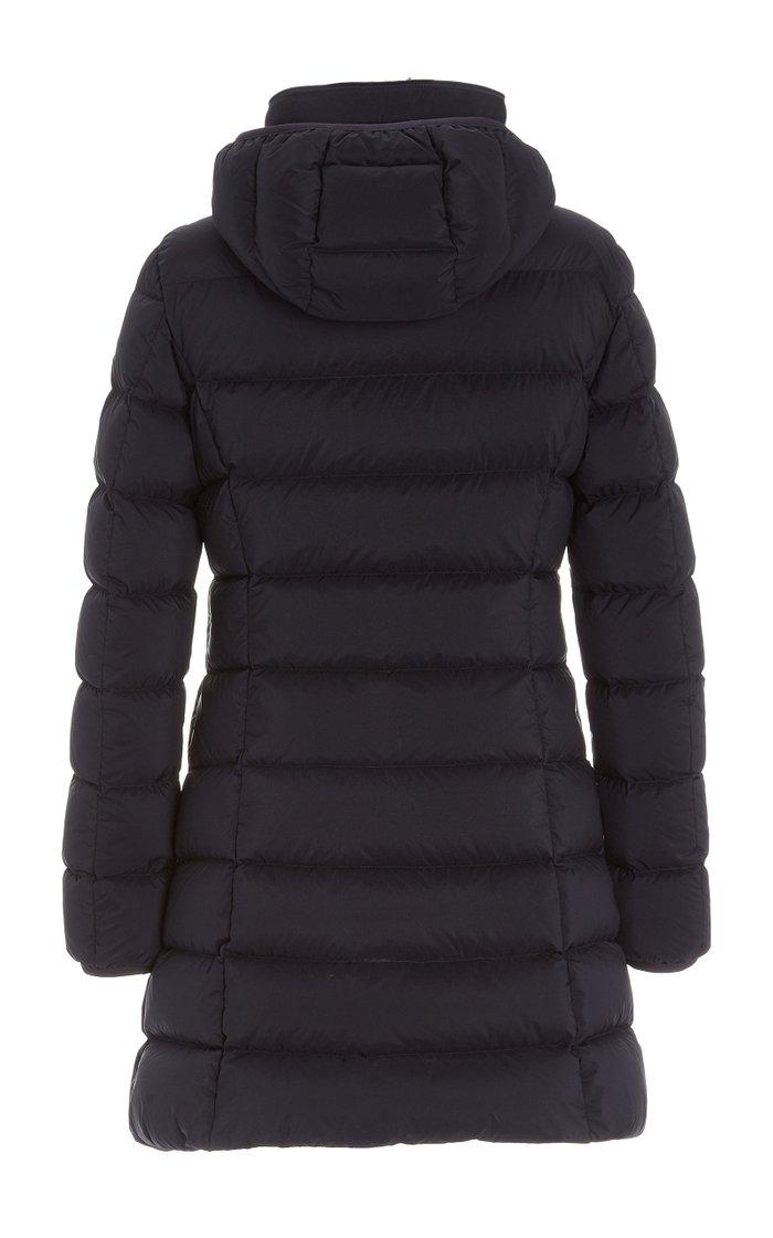 Gie Hooded Long Down Puffer Coat