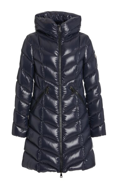 Marus Hooded Long Down Puffer Coat