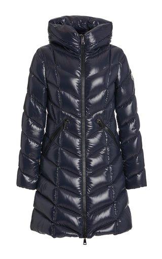 Marus Hooded Long Down Puffer Coat