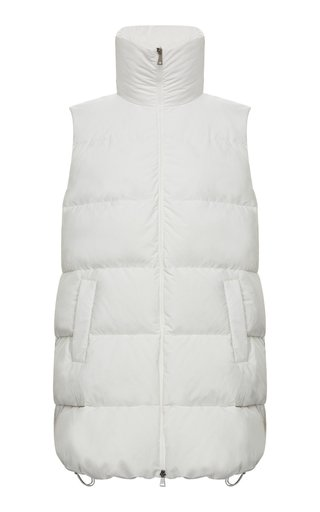 Godec Long Down Puffer Vest