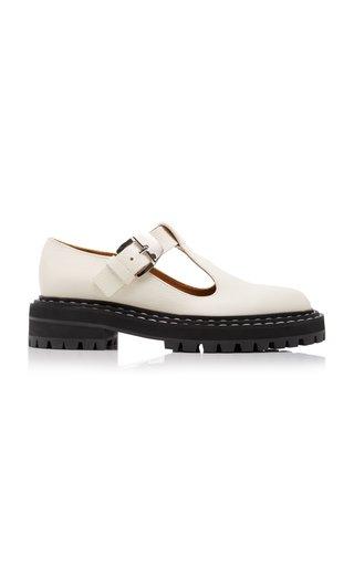 Lug Sole Loafers