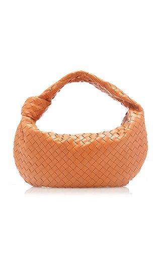 The Medium Jodie Leather Bag