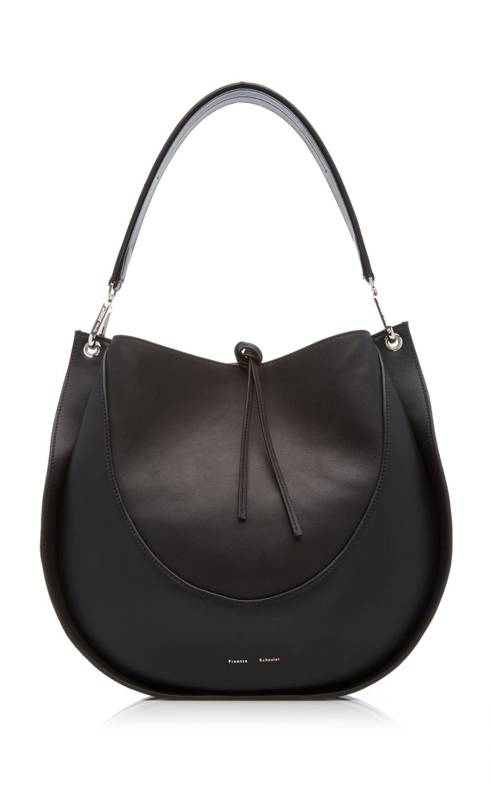 Arch Leather Shoulder Bag