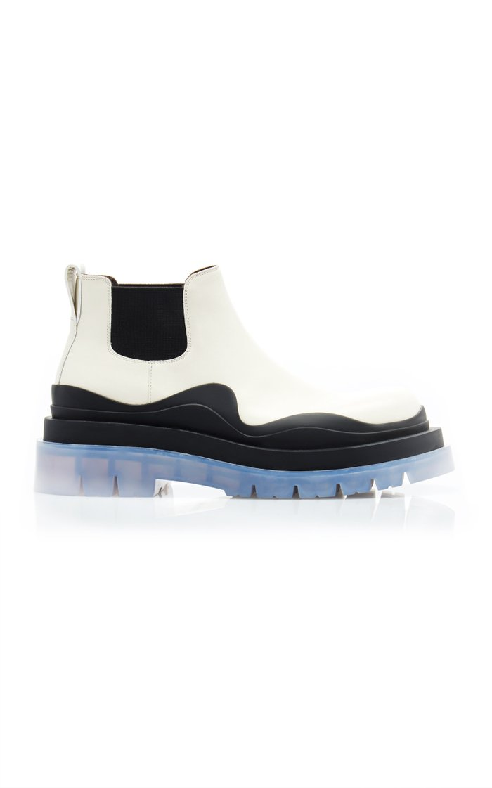 The Tire Ankle Boots