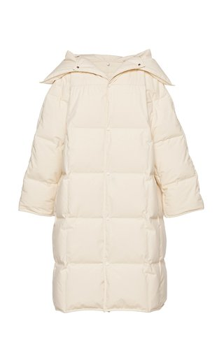 Oversized Cotton Puffer Coat