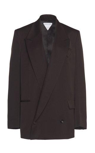 Oversized Wool Blazer