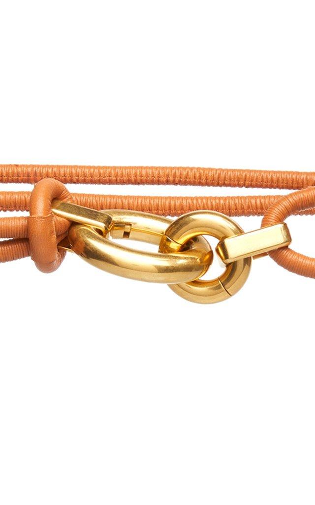 Leather Rope Belt